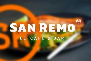 Kaart San Remo