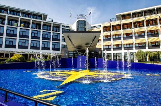 Preston Palace all-inclusive hotel en uitgaanscentrum in Twente lrr