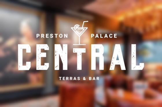 Kaart Preston Palace Central