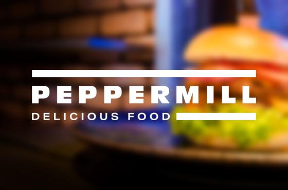 Kaart Peppermill
