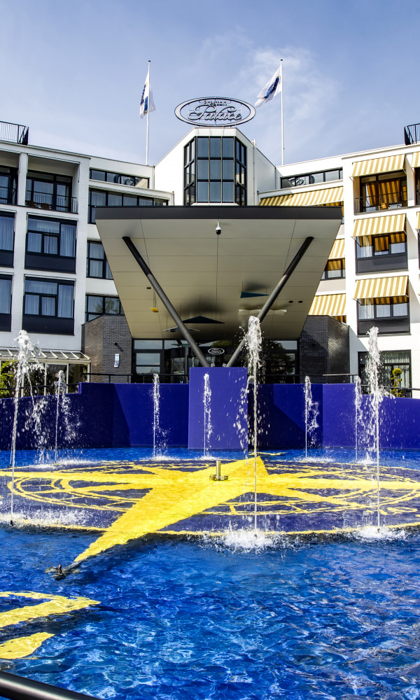 Preston Palace all-inclusive family resort in Twente