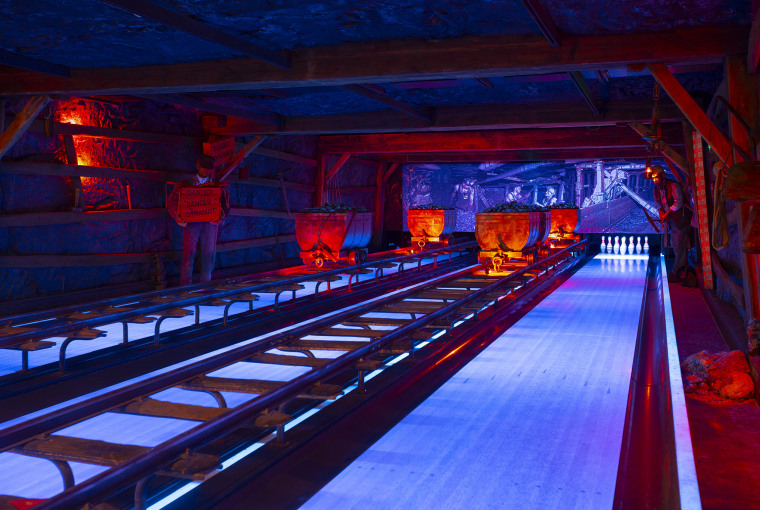 Bowlingbanen Preston Palace