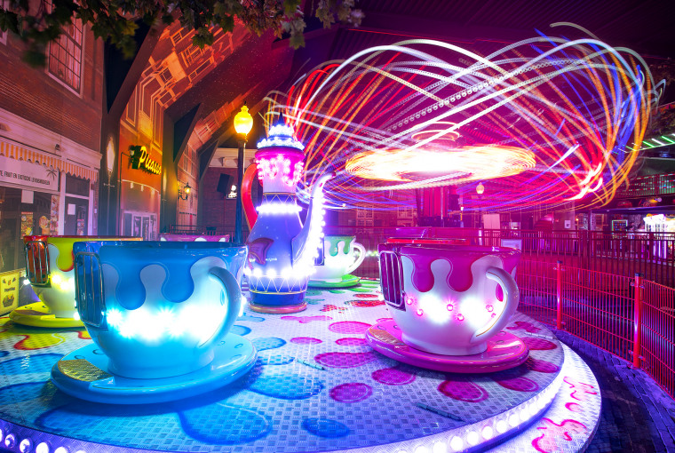 Teacups met Energy Storm